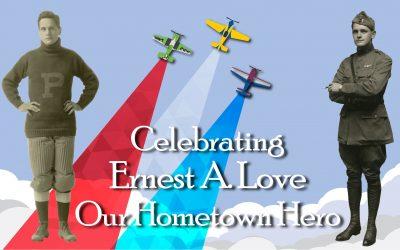 Lt. Ernest A. Love Days